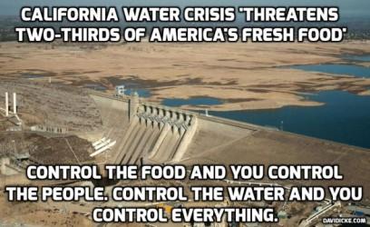 water crisis cali
